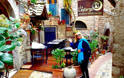 Charming Area in East Side of Assisi Umbria Italy