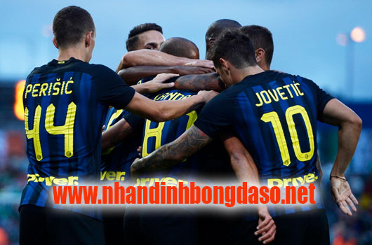 Inter Milan vs AS Roma www.nhandinhbongdaso.net