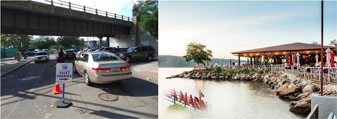 """Cancelan servicio de Valet Parking a restaurante """"La Marina"""" por estacionamiento ilegal de vehículos"""
