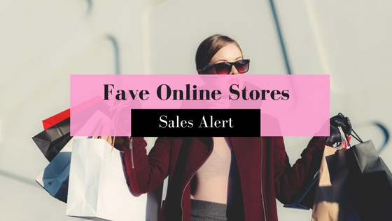 Online shopping, sales