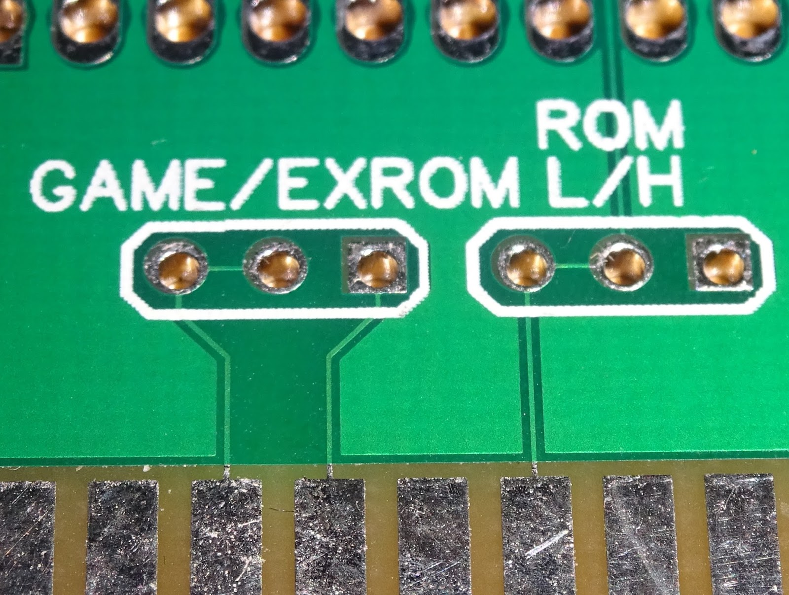 Tynemouth Software: Commodore 64 Cartridge Cases and PCBs