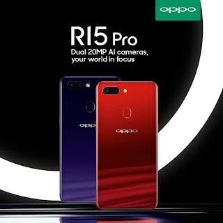 Punya Layar AMOLED dan RAM 6GB, Segini Harga Oppo R15 Pro 2018
