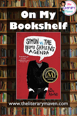 In Simon vs. the Homo Sapiens Agenda by Becky Albertalli, Simon is your typical teenager, trying to figure out where he fits in and decide who he is; he just also happens to be not so openly gay and being blackmailed by a classmate for it. The themes of friendship, relationship, betrayal, and trust will draw in teen readers. Read on for more of my review and ideas for classroom use.