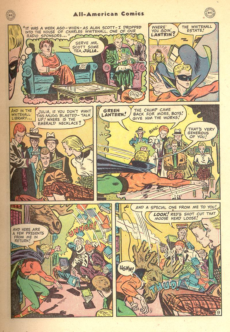 Read online All-American Comics (1939) comic -  Issue #96 - 11