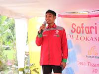 LAZNAS BSM, BSMI Sumut dan Jakarta Raya Safari Kemanusiaan di Daerah Erupsi Sinabung