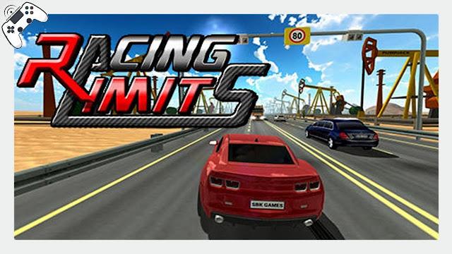 تحميل لعبة racing limits مهكرة للأندرويد من ميديا فاير