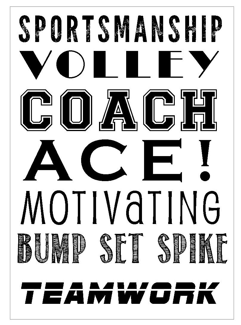 crazylou: Super Simple Coach Gifts!