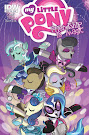 MLP Friendship is Magic #10 Comic Cover Hot Topic Variant