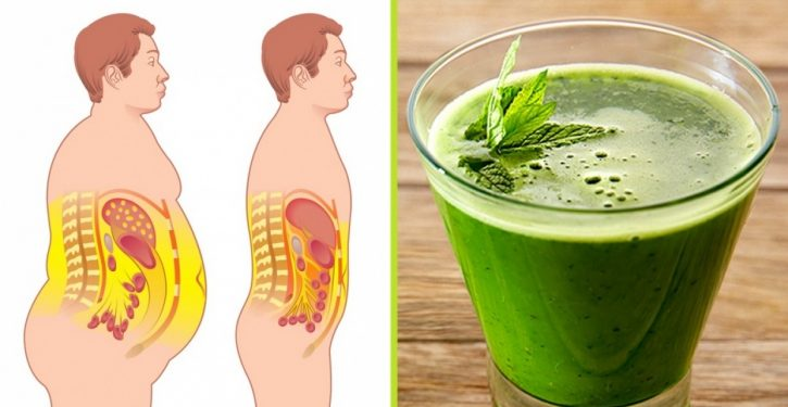 5 Bedtime Drinks To Burn Belly Fat