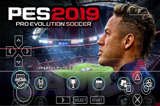 Free Download Latest Update PES 2019 PPSSPP Best Graphics by G