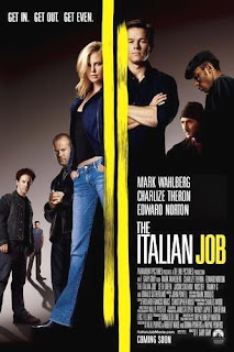 film movie The Italian Job (2003)