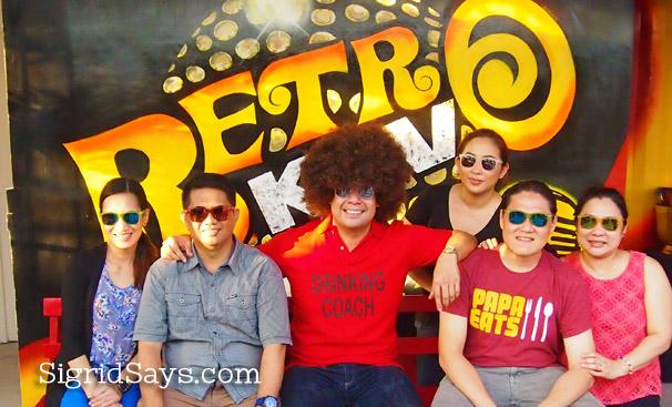 Negros Bloggers at Retro KTV