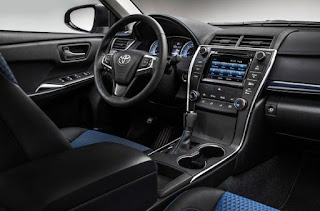 2018 Toyota Camry SE Review Interior and Exterior