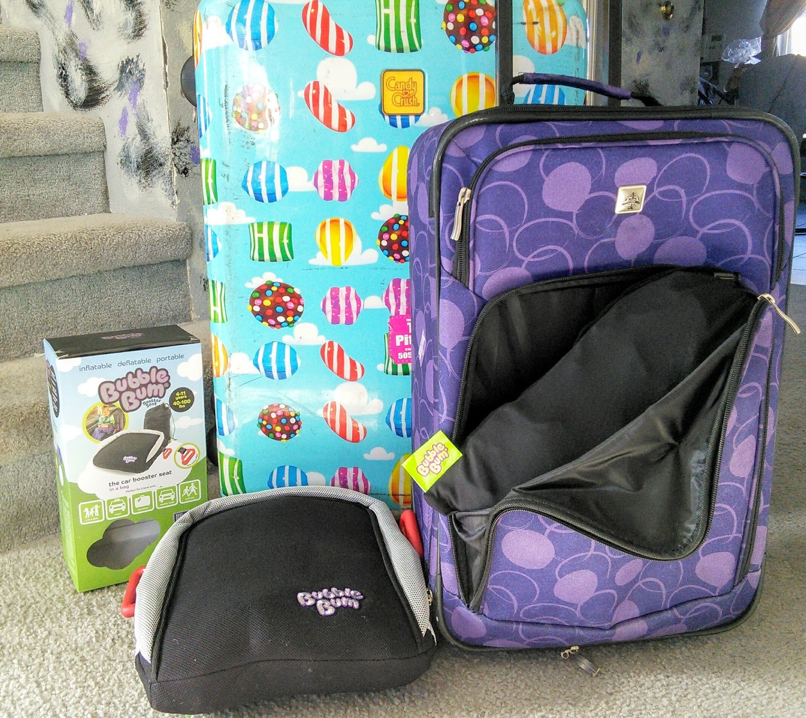 Mom Knows Best : Bubble Bum Is The Best Booster Seat For Traveling ...