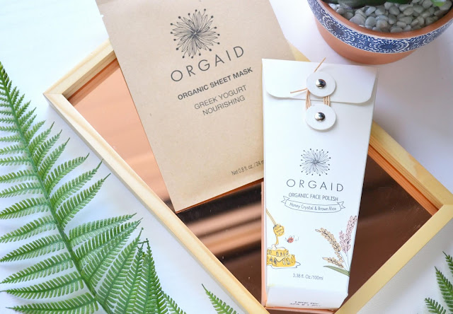 ORGAID Organic Sheet Mask Review