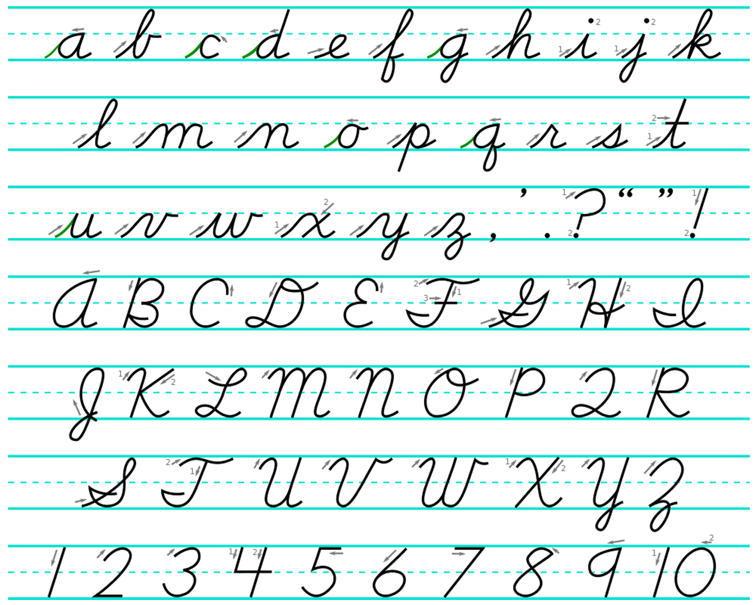 Worksheet Cursive Z worksheet cursive a to z wosenly free in laptuoso laptuoso