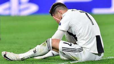 Cristiano Ronaldo Juventus Ajax Liga dos Campeões (Foto: Massimo Pinca/Reuters)