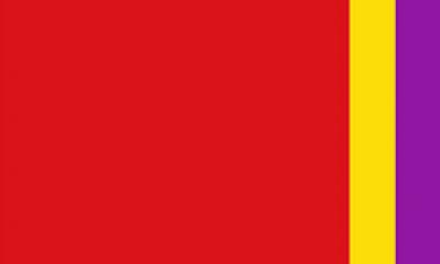 Una propuesta de bandera también para este 14 de abril. ¡Viva la República federal española!