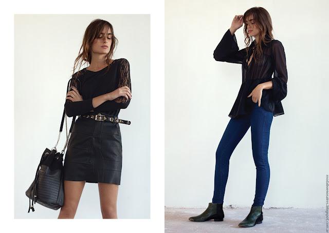 Moda invierno 2016 ropa de moda 2016.