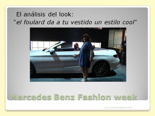 html//www.patronycostura.com/Abanico de ideas de Mercedes fashion week Madrid