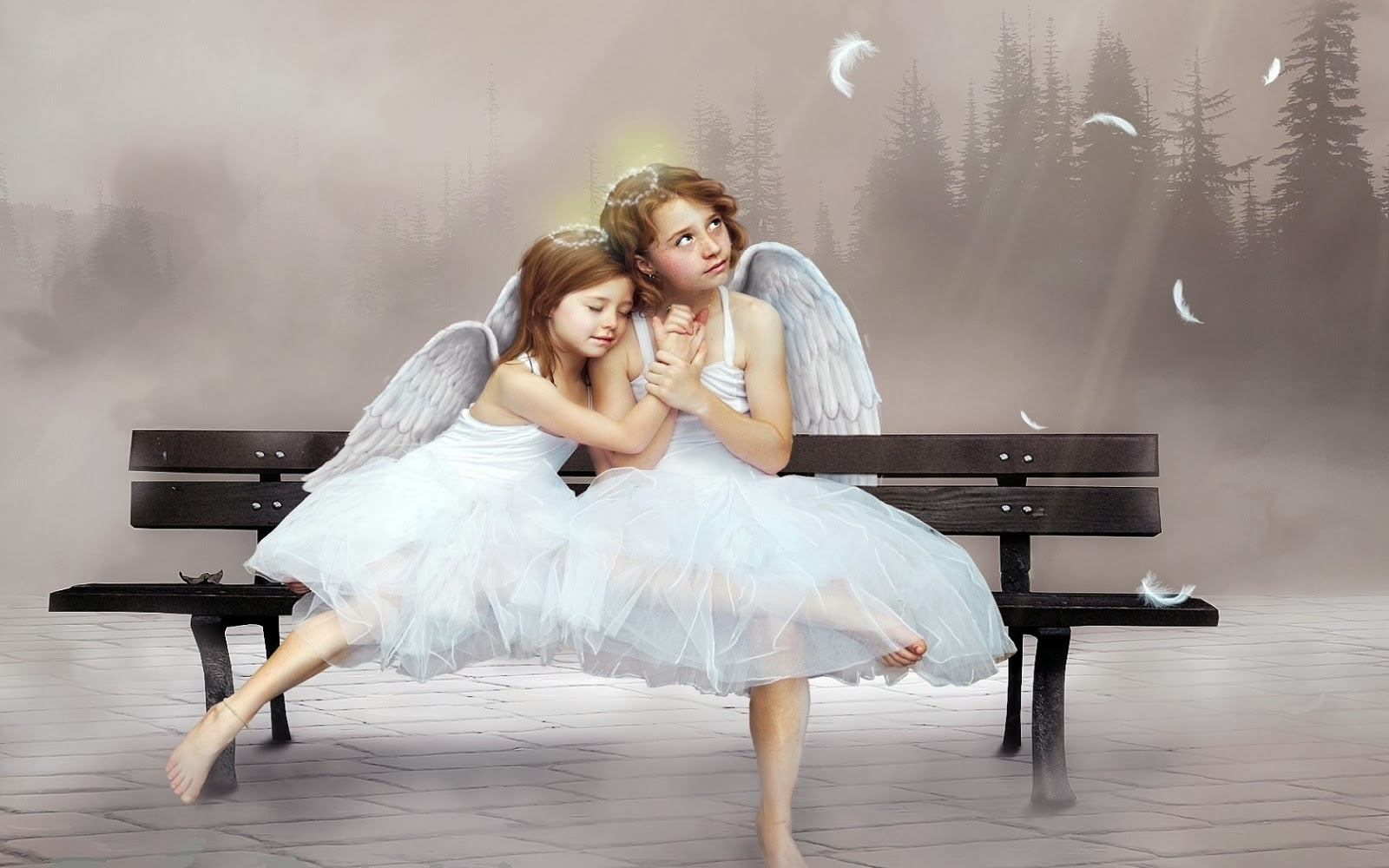 Cute Baby Computer Wallpaper Angels Wallpapers Most Beautiful Places In The World