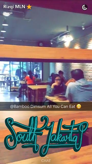 Bamboo Dimsum Tebet