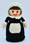 Pilgrim Lady Doll Knitting Pattern