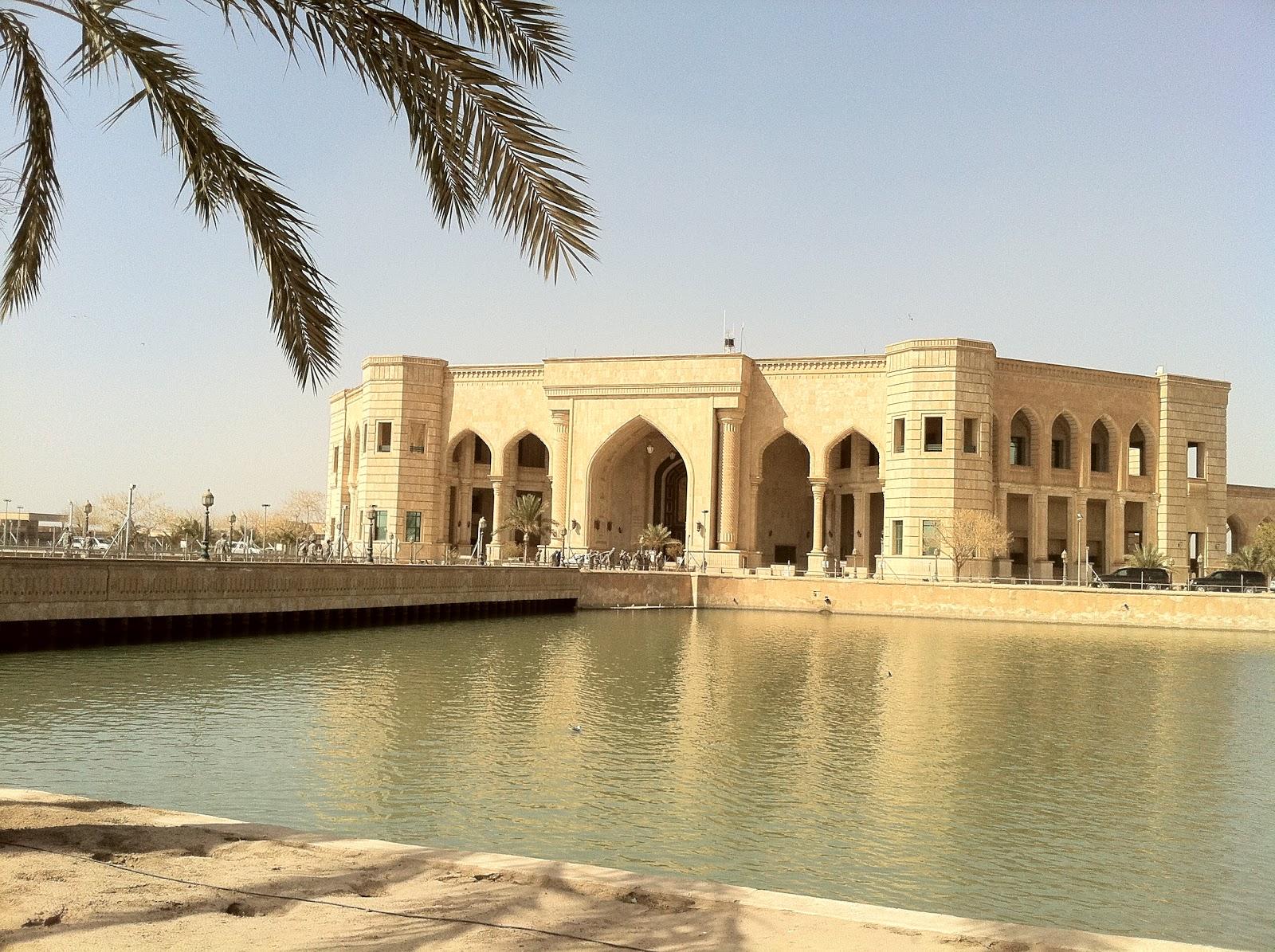 victory palace base baghdad fwa al america iran jbb authority transfer went army