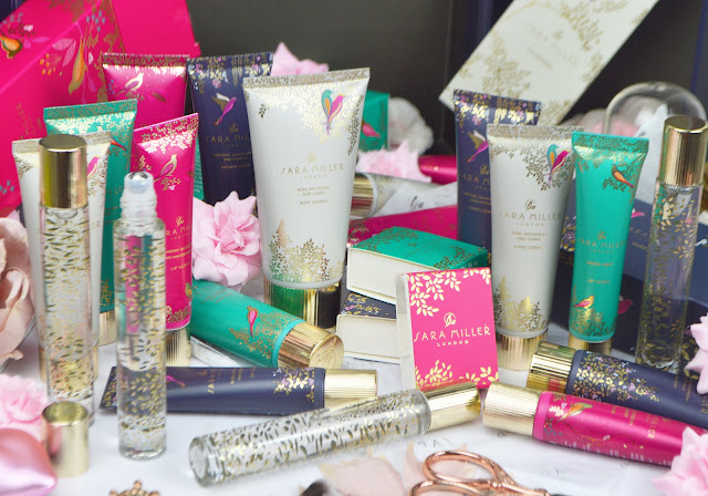 Counting Down To Christmas With Sara Miller London, Luxury Beauty Advent Calendars