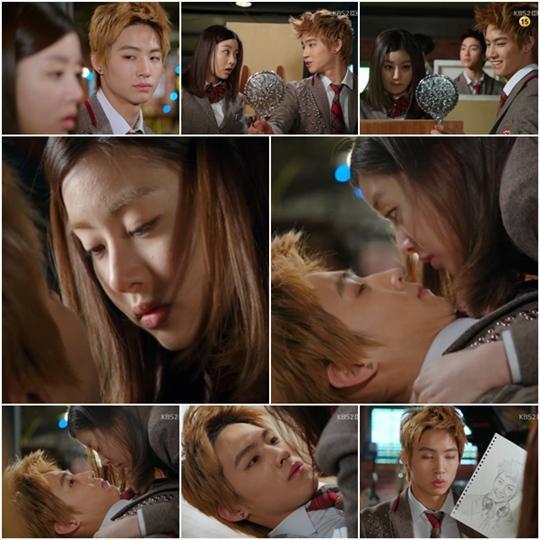 kang sora kiss jin woon and junhee dating