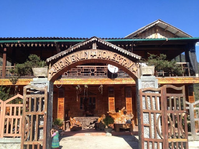 Travel Sapa with a homstay tours 3