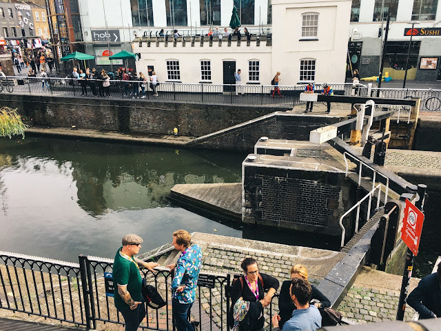 リージェンツ運河(Regent's Canal)