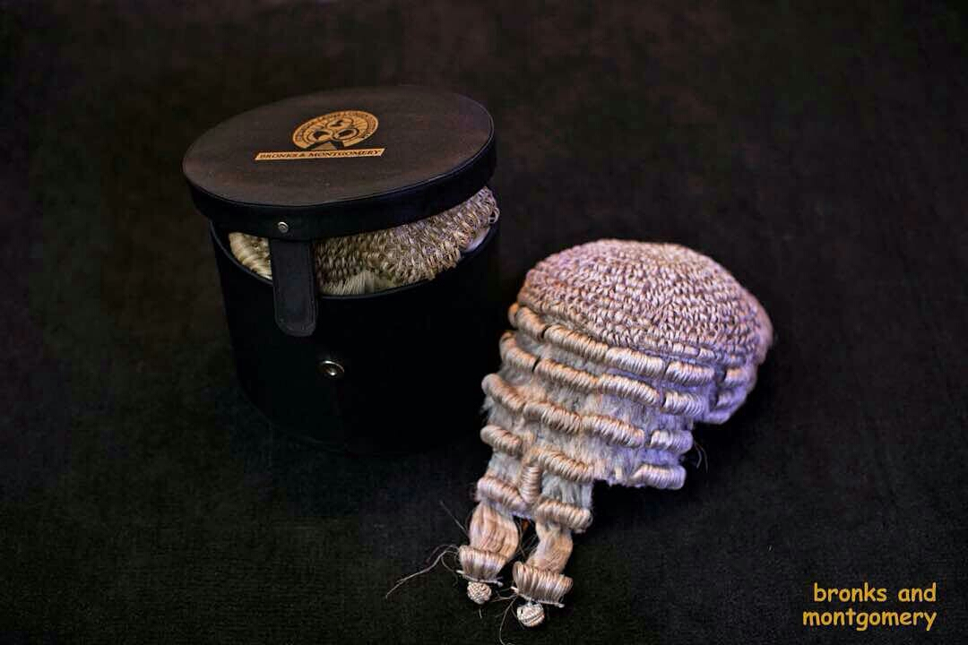 Counsel\'s Wig; A Symbol Of Sagacity And Old Age| Damilola Dawodu ...