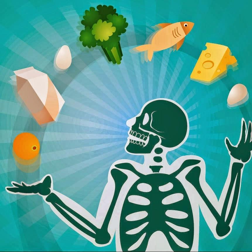 cara merawat kesehatan tulang