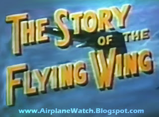 The Story of The Northrop YB- 49 Flying Wing