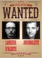 Varsler og journalist kriminelle?