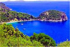 Skopelos: spiagge area settentrionale