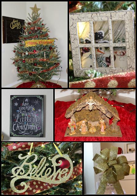 Real Christmas tree/ DIY180/ Ornaments/