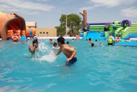 Mundo fili mayo 2011 for Pulpo para piscina