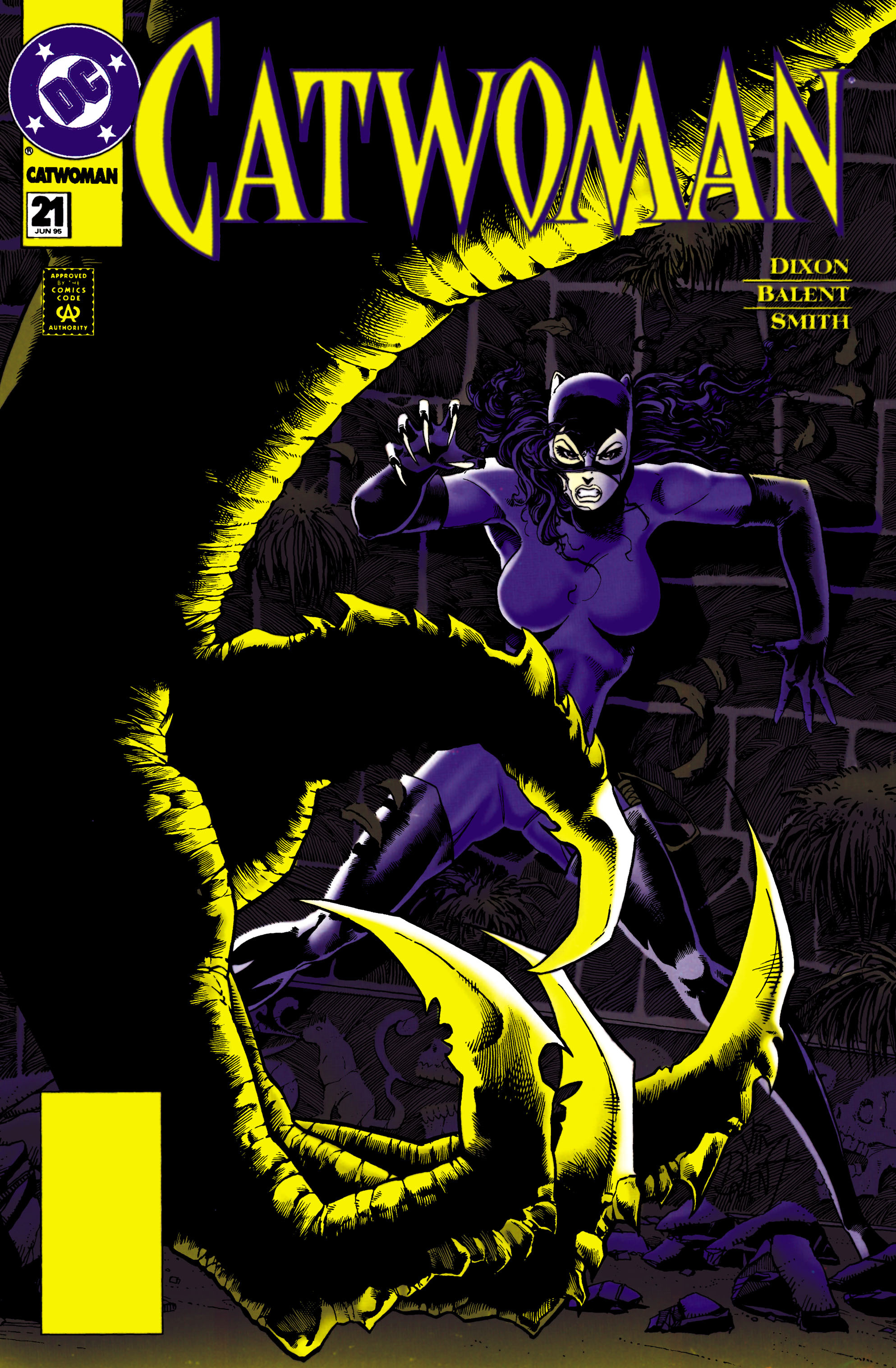 Catwoman (1993) Issue #21 #26 - English 1