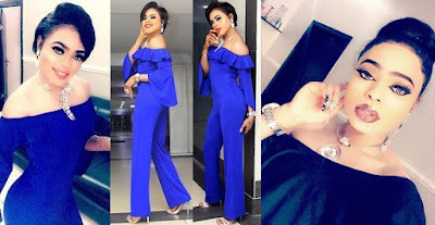 Bobrisky narrates how he was sexually harassed by a man in Lagos, advise girls to always go out with acid.