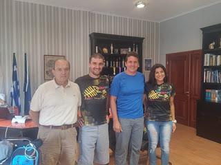 ΔΕΛΤΙΟ ΤΥΠΟΥ - Όλα έτοιμα για το Almira-X, το SUPER Sprint Battle και Πανελλήνιο πρωτάθλημα Τριάθλου Νέων – Εφήβων – Παίδων - Παμπαίδων