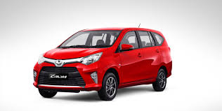 Harga Cah Tunai  Toyota Calya Tegal Showroom Mobil Toyota