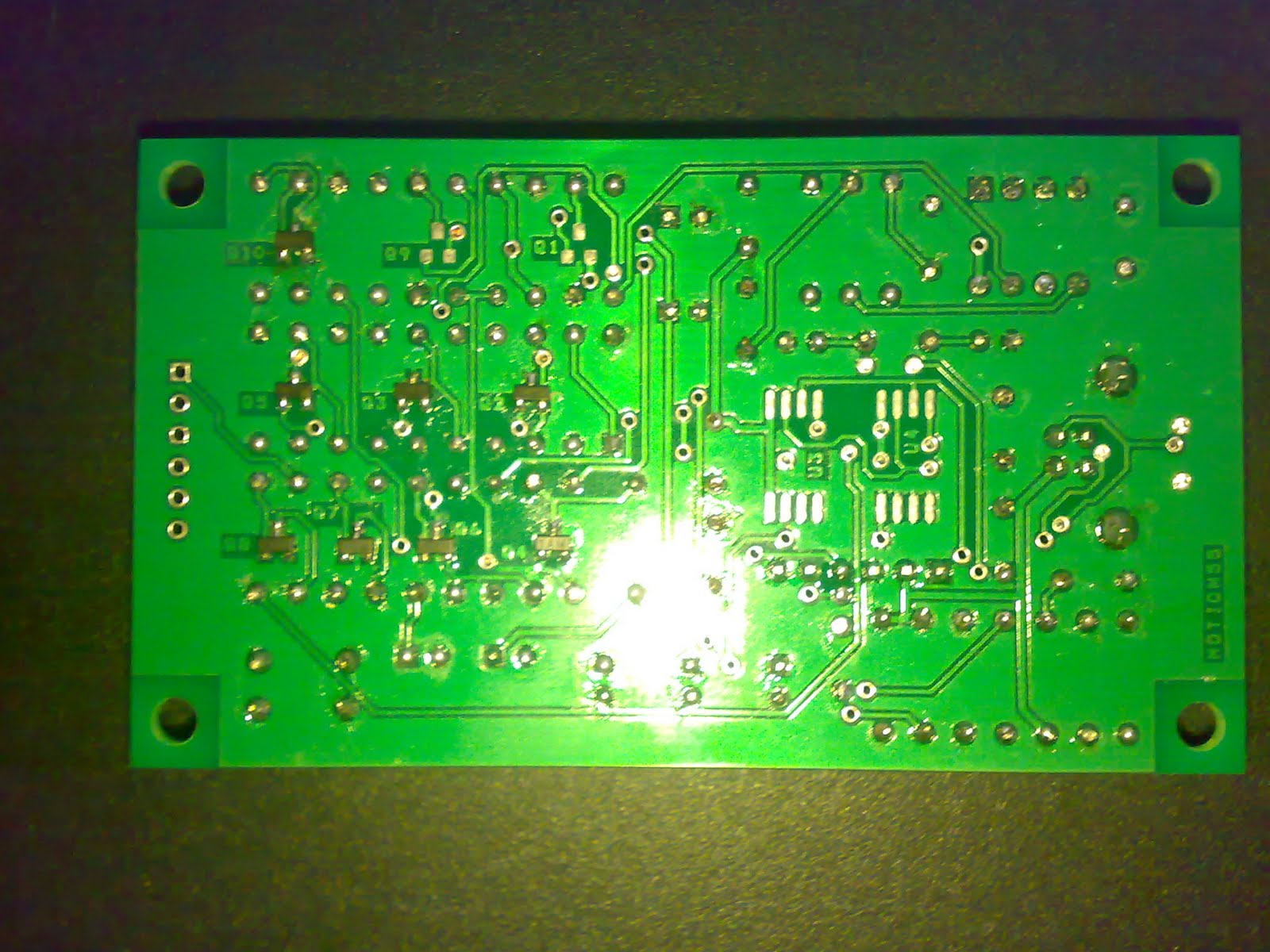 Rbts Tech Depot May 2011 Rf Remote Control With 3 Channels By Pic12f509 P Channel Mosfet Na Lang Ang Kulang