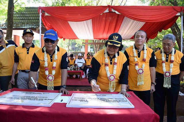 Peringatan Hari Bakti Rimbawan di Kalsel Terbaik Se Indonesia