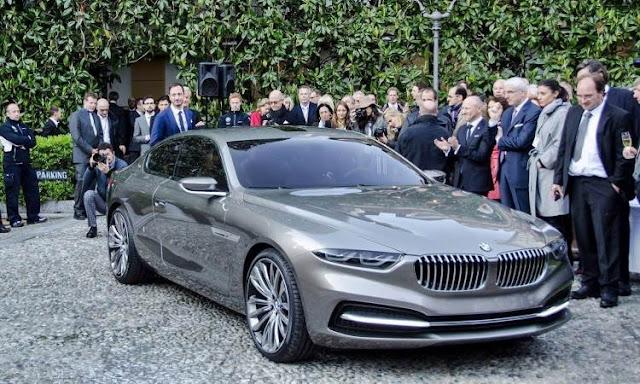 2020 BMW 8 Series Concept