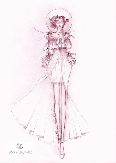FANNY LIAUTARD créatrice de mode Paris