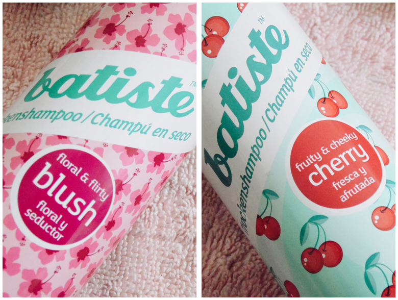 beauty | batiste | dry shampoo | blush, cherry | more details on my blog http://junegold.blogspot.de | life & style diary from hamburg | #beauty #batiste #dryshampoo #trockenshampoo  #blush #cherry