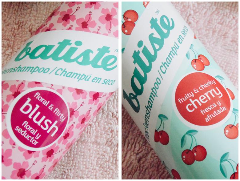 beauty | batiste | dry shampoo | blush, cherry | more details on my blog http://junegold.blogspot.de | life & style diary from hamburg | #beauty #batiste #dryshampoo #trockenshampoo  #blush #cherry