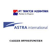 Lowongan Pekerjaan Astra Internasional : Traktor Nusantara Karir Bidang SDM & Teknik